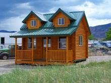 Enjoyable Small Cabins For Sale Pine Hollow Log Homes Largest Home Design Picture Inspirations Pitcheantrous