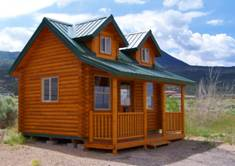 Phenomenal Small Cabins For Sale Pine Hollow Log Homes Largest Home Design Picture Inspirations Pitcheantrous