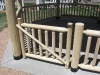 Handrailing Gate w/ Horse Shoe Latch